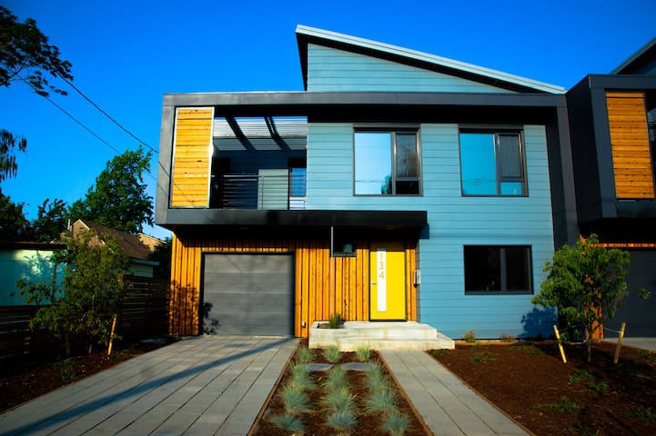 Acclaimed Net-Zero Passive House - Portland - Casa