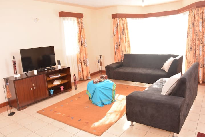 Tastefully furnished  3-bedroom - Nairobi - Appartement