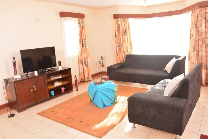 Tastefully furnished  3-bedroom - Nairobi - Apartment