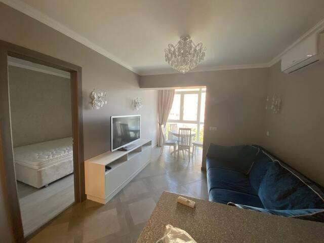 Апартаменты в центре Сочи 198