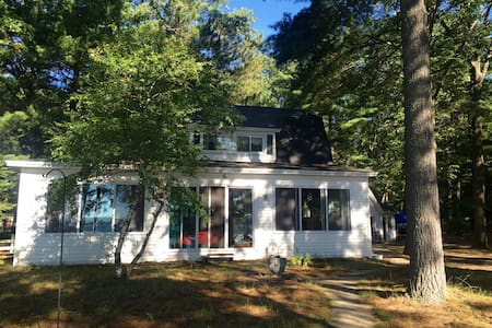 Classic lakeside Cottage, Michigan - Baldwin