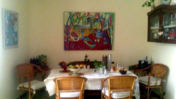 Habitación y desayuno en Barcelona