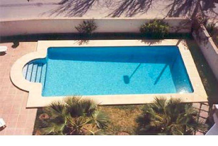 Sea side, town, swimming pool. Amazing location - Altea - Apartment
