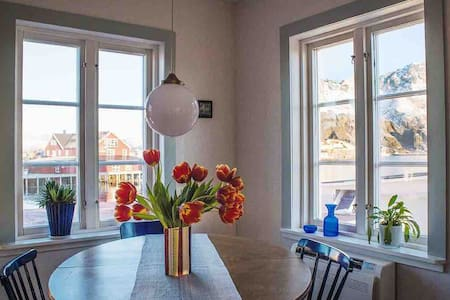 Apartment with Seaview in Lofoten