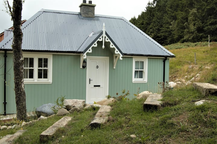 The Wee House Studio, Foyers, Loch Ness, Highland.