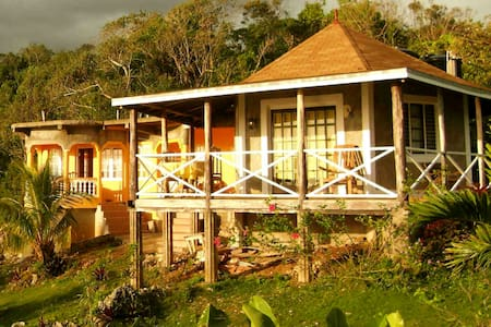 I View - The Oceanview Cottage - 1