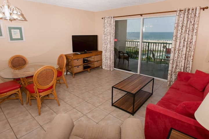 Gulf Shores Plantation Palms 6606 -FREE GOLF, FISHING, DVD RENTALS, WATERVILLE AND ESCAPE ROOM TICKE - Fort Morgan