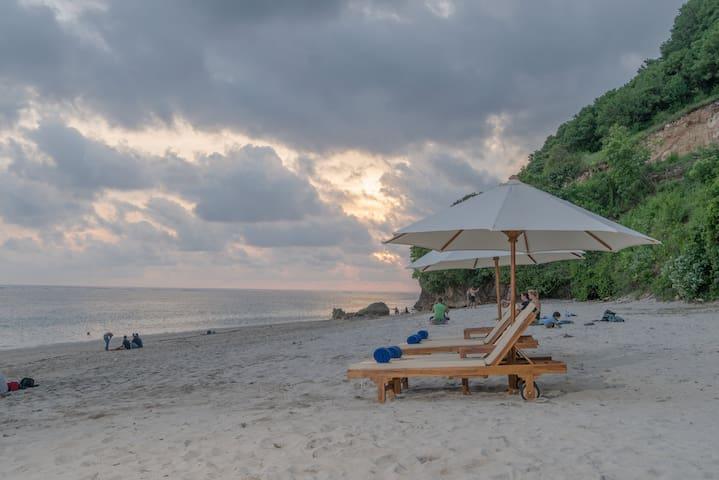 Luxury Suite at Puri Pandawa Resort and Beach Club