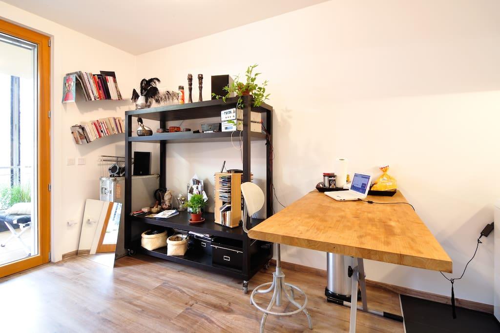 appartement centre lyon confluence appartamenti in affitto a lione rodano alpi francia. Black Bedroom Furniture Sets. Home Design Ideas
