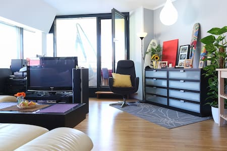 Bright, renovated apart. w/ terrace - Vienna - Apartment
