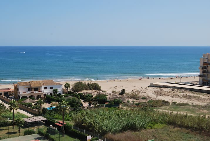 breathtaking views of the beach - Valência - Apartamento