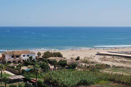 breathtaking views of the beach - Valencia - Huoneisto