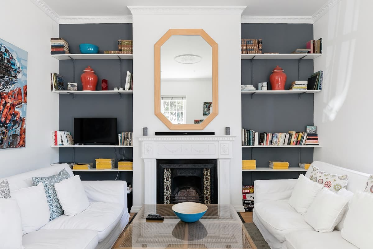 Re-Imagined Period Townhouse in Green Point