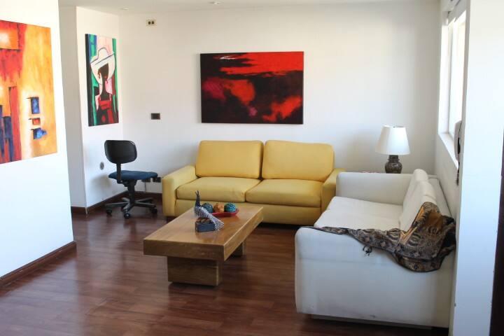 Apto tipo loft con terraza - Chía - Wohnung