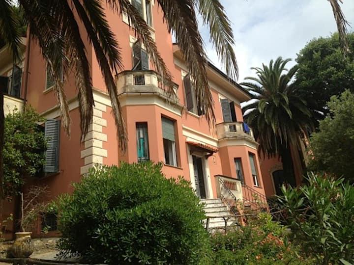 Beautiful private villa and garden