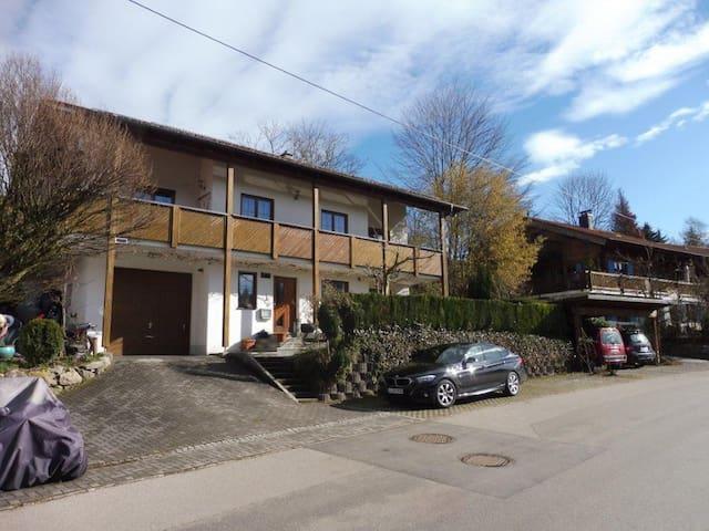 Ferienwohnung Nähe Bodensee - Weißensberg - Apartment