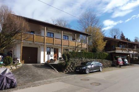 Ferienwohnung Nähe Bodensee - Weißensberg - Appartement