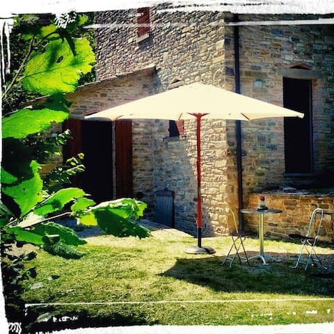 "Holiday house ""Il Mulino"" - Borgo Pace - Talo"