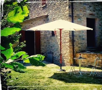 "Holiday house ""Il Mulino"" - Borgo Pace - Hus"