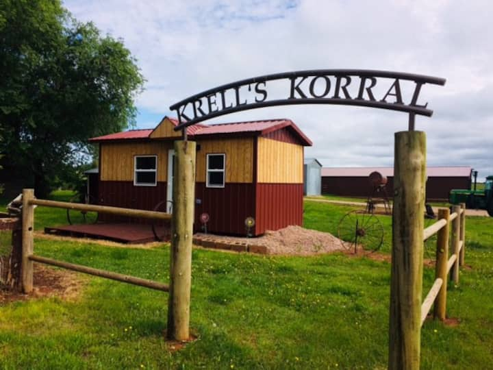 Krell's Korral- for Winter Fun near Black Hills