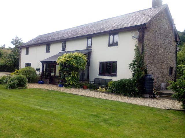 Dol y Felin bed and breakfast - Powys - Daire