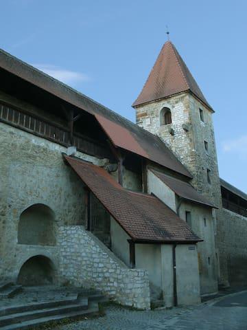 Altstadtzauber Amberg, erleben Sie Mittelalter....