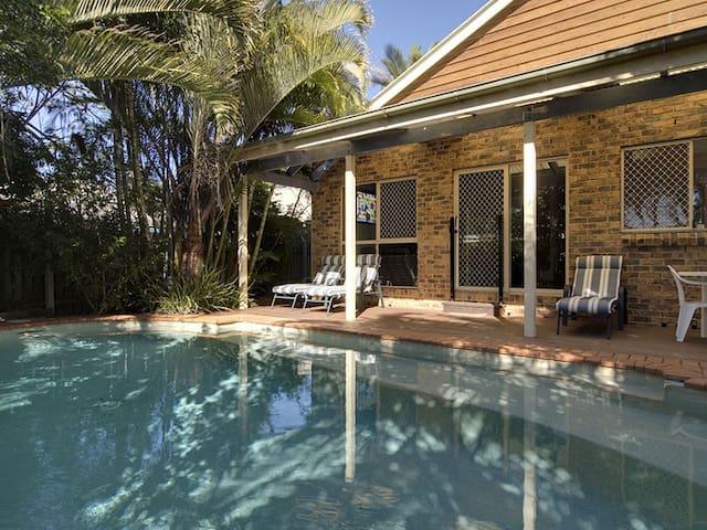 Palms Beach House - 庫倫海岸(Coolum Beach) - 獨棟