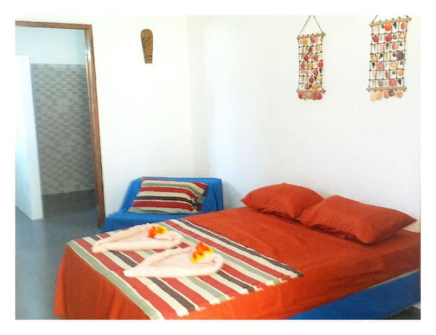 New Apartment in quiet surroundings - Moalboal - Flat