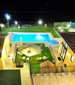 Appartamento con Belvedere su Assisi e Perugia - Brufa - Wohnung