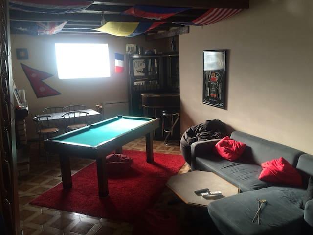 Confortable Chambre Privée dans charmante maison - Tours