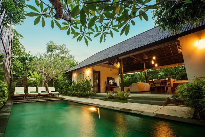Private Villa 2 bed room at The Astari Villa - South Kuta - Villa