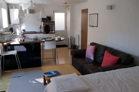 Modern studio apartment - Swanage - Apartament