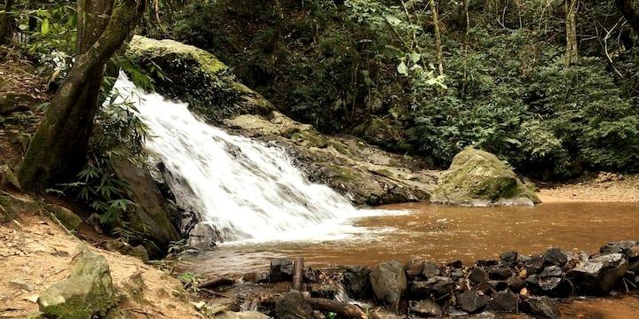 Outra cachoeira