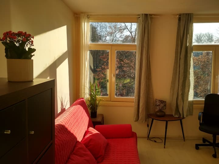 Culture or Nature, nice apartment in center Breda