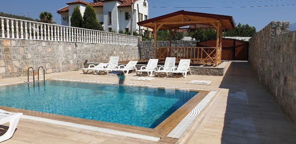 Luxury Ciftlik Apartment near Fethiye 7b3