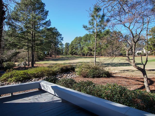 Golf Front Home on Pinehurst #3
