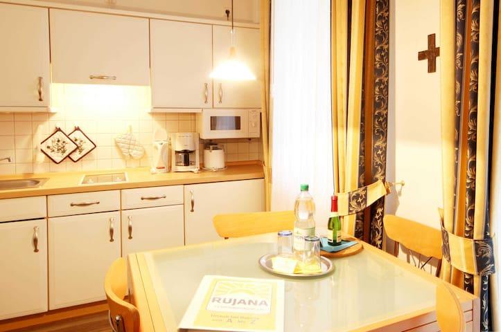 Villa & Haus Seydlitz by Rujana, 1RB9