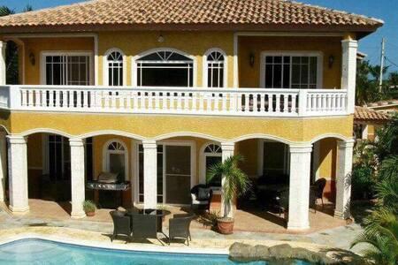 Party paradise villa 5BDR - Cabarete