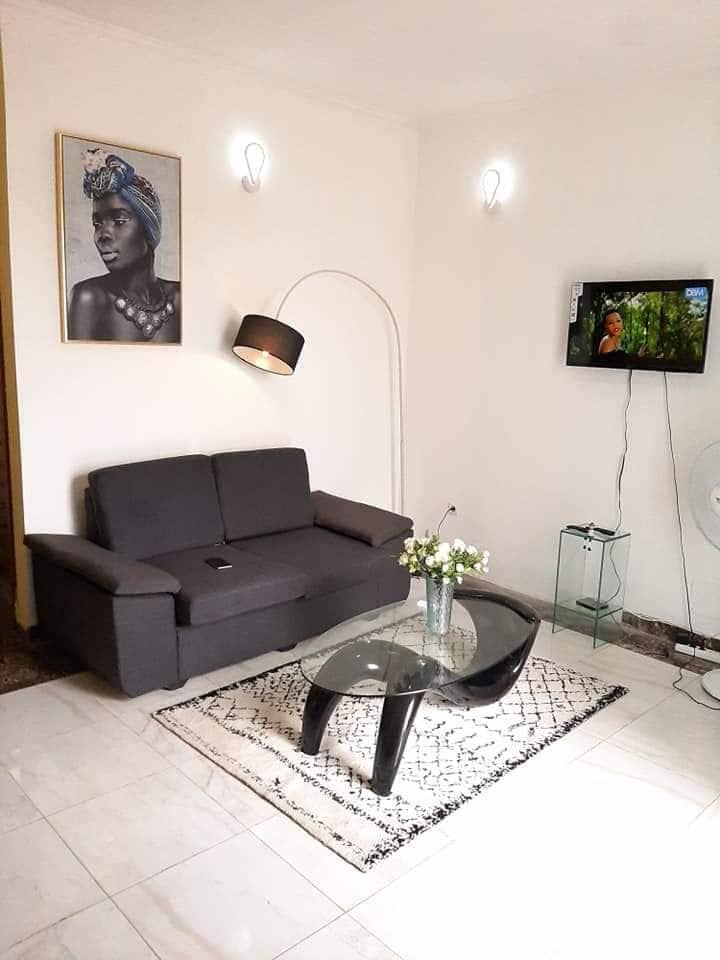 Studio meublé cosy au coeur de Douala