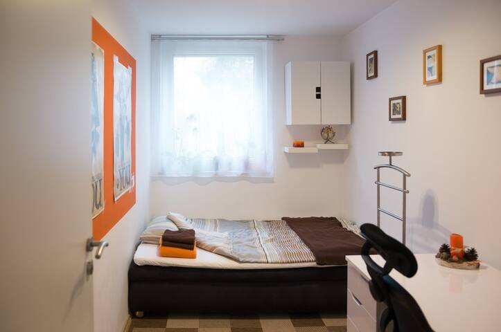 Cozy Room near Messe Nuremberg