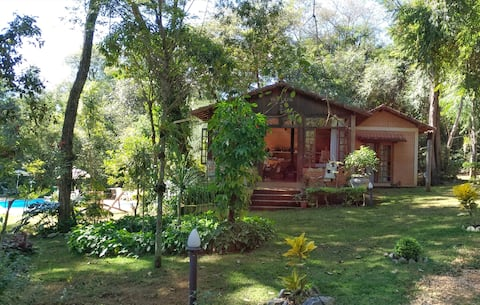 Charming Country House at 30 minutes from BH