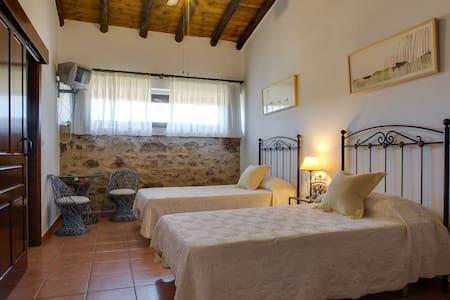 Casa rural las Gamitas Habitacion 5 - Almoharín - Rumah