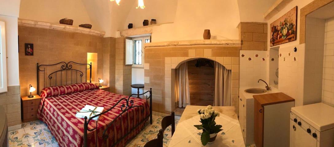 """Villa Campurra: Mini-appartamento """"Casa Giardino"""""""