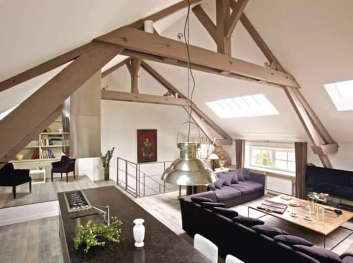 Fabulous farmhouse close to Ryder Cup