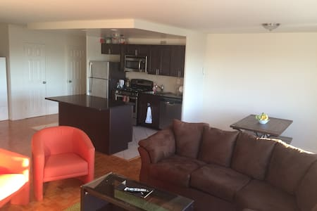 Large 1 bedroom - Easy commute to NYC and Metlife - Passaic - 公寓