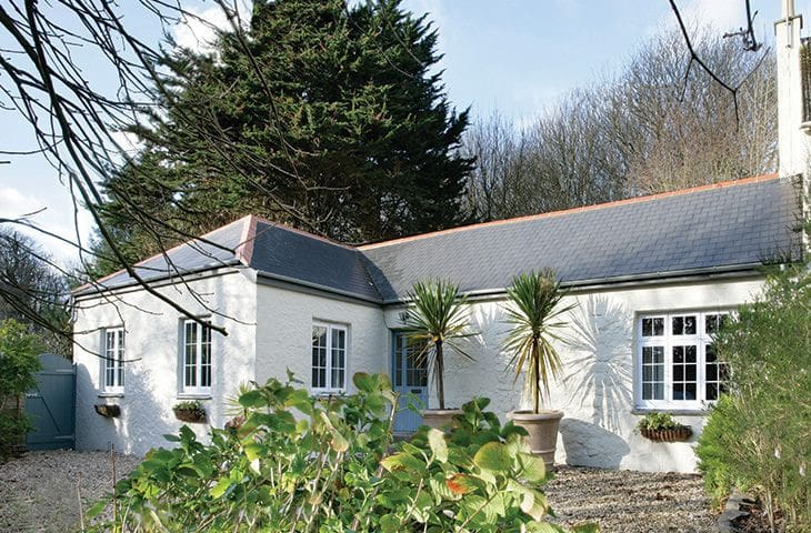 St Corantyn Cottage - Helston - House