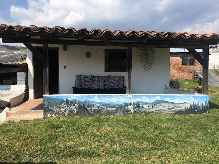 Disfruta la paz del Rancho en Chignahuapan