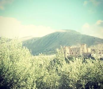 Rustico con vista Castello