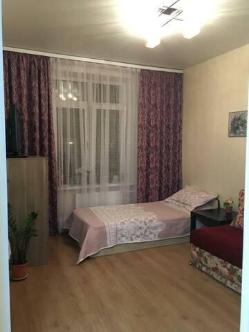 Уютная 1к. кв. в комплексе Пятницкие кварталы