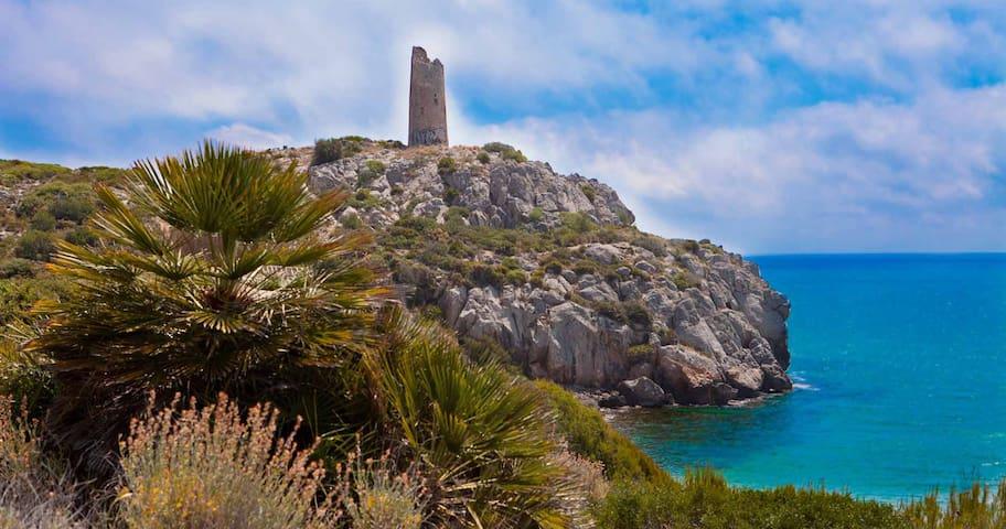Benicassim gran villa playa privada - Oropesa del Mar - Rumah